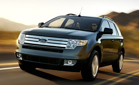 Ford Edge First Drive Car And Driver - 2007 ford