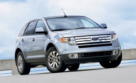 2007 ford edge sel plus awd. Black Bedroom Furniture Sets. Home Design Ideas