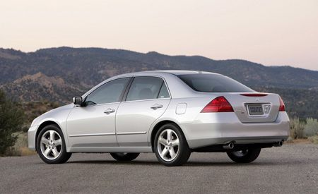 2007 Honda Accord Sedan SE