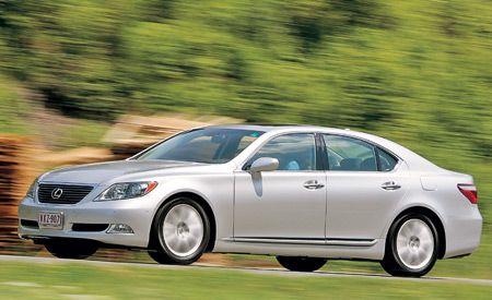 Perfect 2013 Lexus LS460 / LS460 F Sport / LS600hL First Drive | Review | Car And  Driver