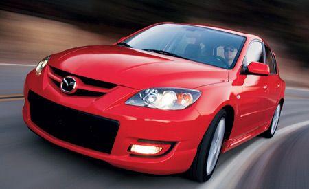 2007 Mazdaspeed 3