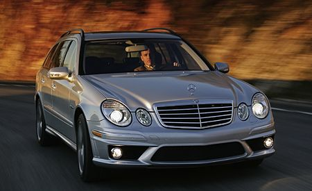 2007 Mercedes-Benz E63 AMG Wagon