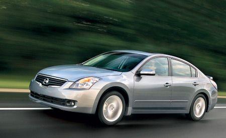 2007 Nissan Altima 3.5SE