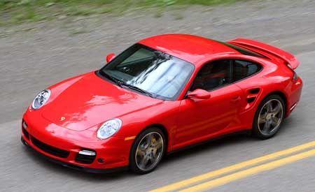 2007 Porsche 911 Turbo Tiptronic