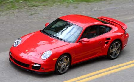 2007 Porsche 911 Turbo Tiptronic
