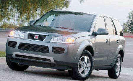 2007 Saturn Vue Green Line