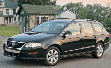 2007 Volkswagen Passat 2.0T Wagon