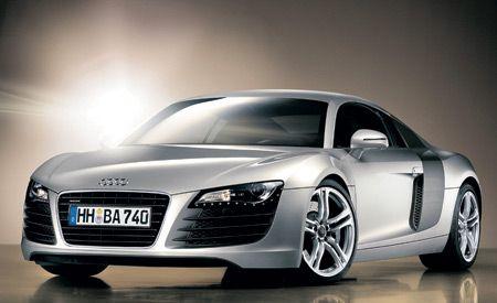 Beautiful 2008 Audi R8