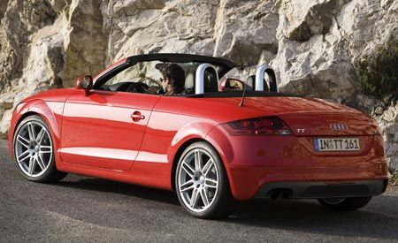 2008 audi tt roadster. Black Bedroom Furniture Sets. Home Design Ideas