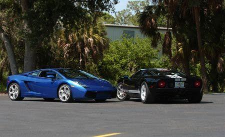 Heffner Performance Twin Turbo Ford GT and Twin Turbo Lamborghini Gallardo