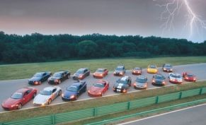 The Lightning Lap, 2006