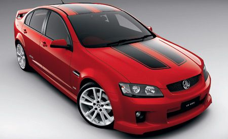 2006 Holden Commodore VE
