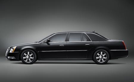 2007 Cadillac DTS-L