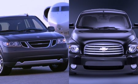 2007 Chevrolet HHR Fall and Saab 9-7X Altitude Editions introduced