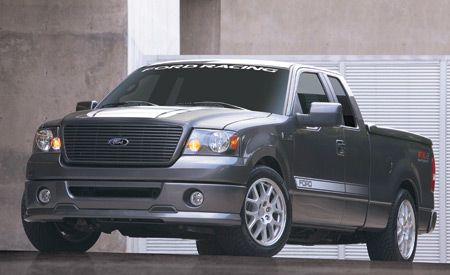 2001 ford svt f 150 lighning instrumented test car and. Black Bedroom Furniture Sets. Home Design Ideas