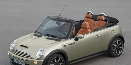 While You Ve Already Seen The All New 2007 Mini Cooper Coupe Convertible Solrs On For Essentially Unchanged Make That One Change
