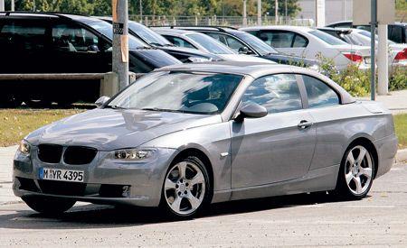 2008 BMW 3-Series Convertible
