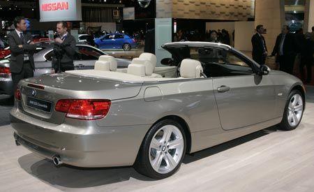 2008 BMW 335i and 328i Cabriolet