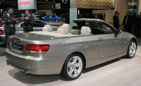 2008 BMW 335i and 328i Cabriolet