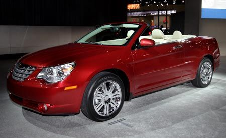 drive chrysler used at limited sebring go fwd detail convertible
