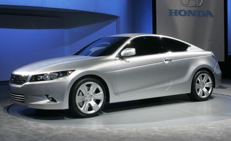 2008 Honda Accord Coupe Concept