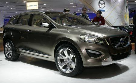 2010 Volvo XC60 Concept