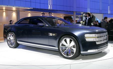 Crown vic concept
