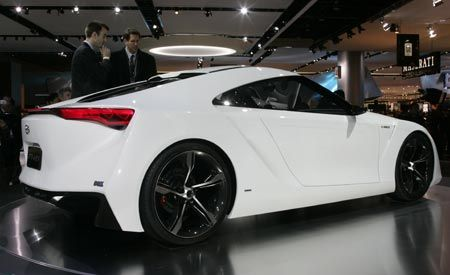 2007 Tokyo Auto Show New Debuts And Future Cars Car And Driver