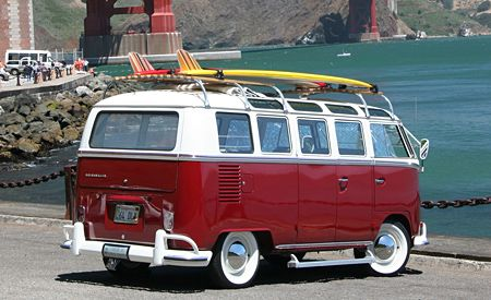 Volkswagen Microbus Chameleon Concept