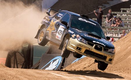 Will the Travis Pastrana Show Save U.S. Rallying?