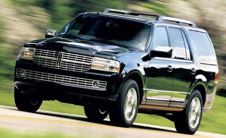 2007 Lincoln Navigator 4x4