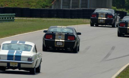Ford Mustang Shelby Gt H Rental Car Challenge