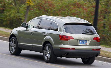 2007 Audi Q7 3.6