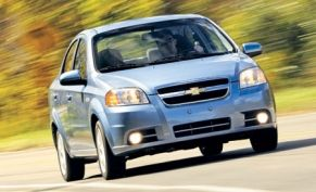 2007 Chevrolet Aveo Drive Line Review
