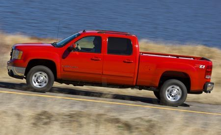 2007 Chevrolet Silverado and GMC Sierra HD