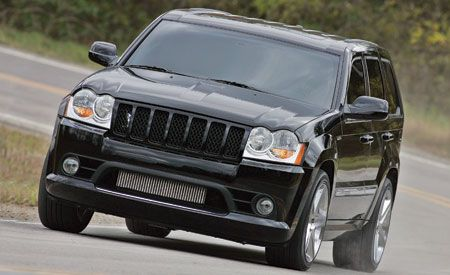 2007 Hennessey Grand Cherokee SRT600 Specialty File  Review  Car