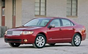 2007 Lincoln MKZ Drive Line Review