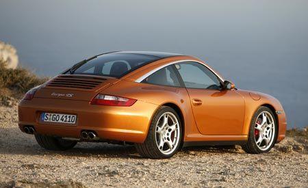 2008 porsche 911 targa 4s review