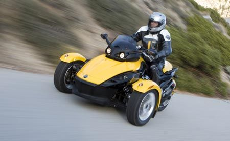 2008 BRP Can-Am Spyder