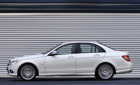 2008 Mercedes-Benz C350 Sport