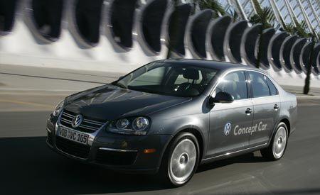 2008 Volkswagen Jetta TDI