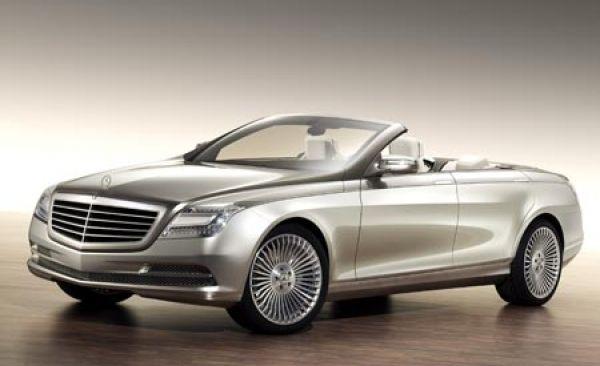 Mercedes-Benz Ocean Drive Concept First Drive