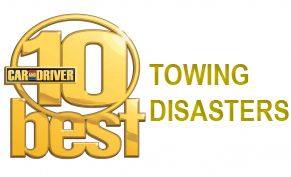 2007 10Best Towing Disasters