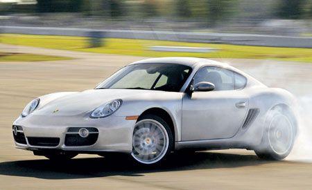 2007 Porsche Boxster/Cayman