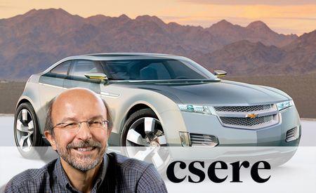 General Motors' Concept Car Gives a Major Endorsement to the Plug-in Hybrid Idea