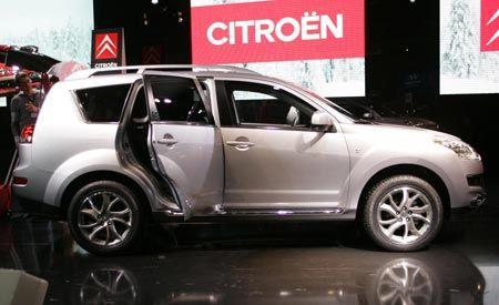 2007 Citroën C-Crosser