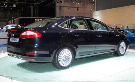 2007 Ford Mondeo