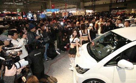 2007 Tokyo Auto Salon: Camera Kozo