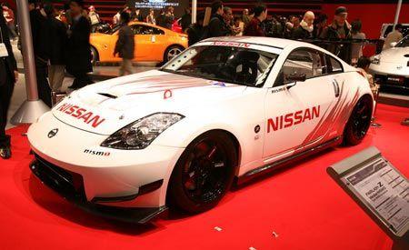 2007 Tokyo Auto Salon: Nissan Fairlady Z Version NISMO 380-RS-Competition