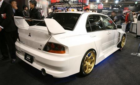 2007 Tokyo Auto Salon